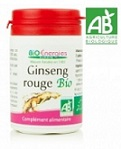 ginseng rouge bio 60gel